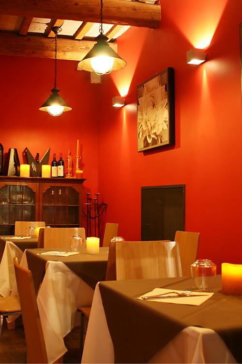 il ristorante Zelus