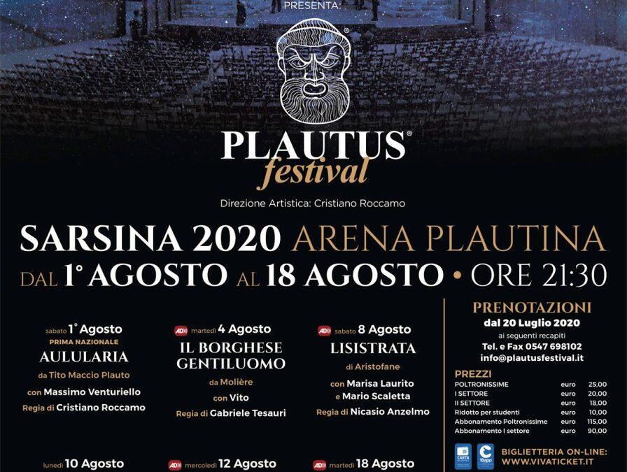 60 plautus festival